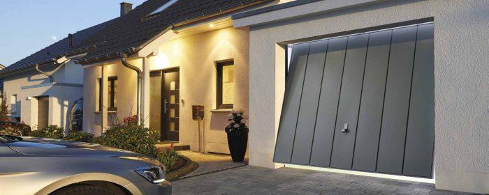 Kipujuća garažna vrata